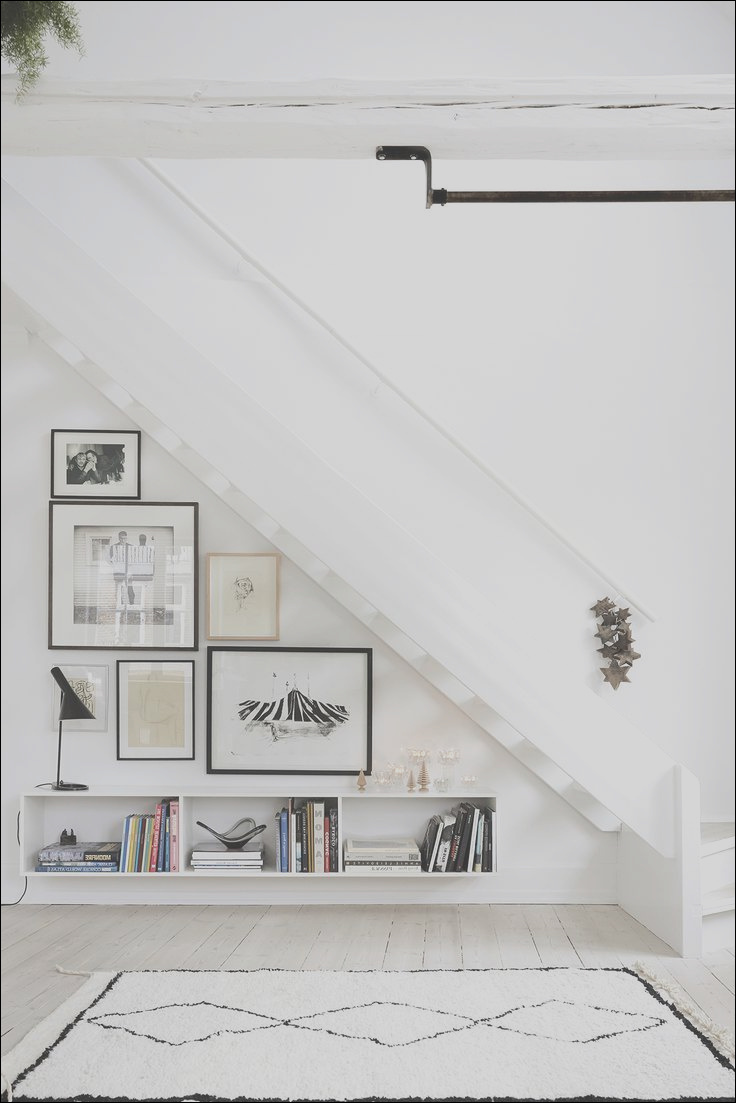 that space under the stairs