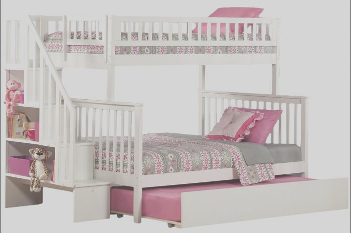 9 Cool Wayfair Bunk Beds with Stairs Photos