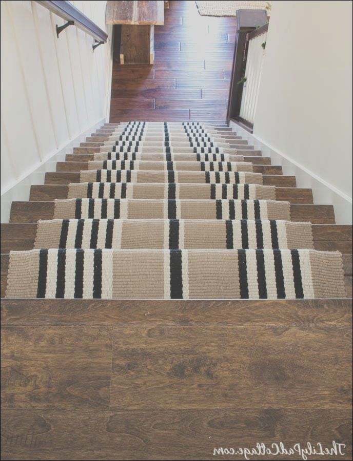 replacing carpeted stairs with laminate flooring