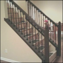 handrails for interior walls metal stairs wooden handrails for interior stairs examples wrought iron stair railings indoor