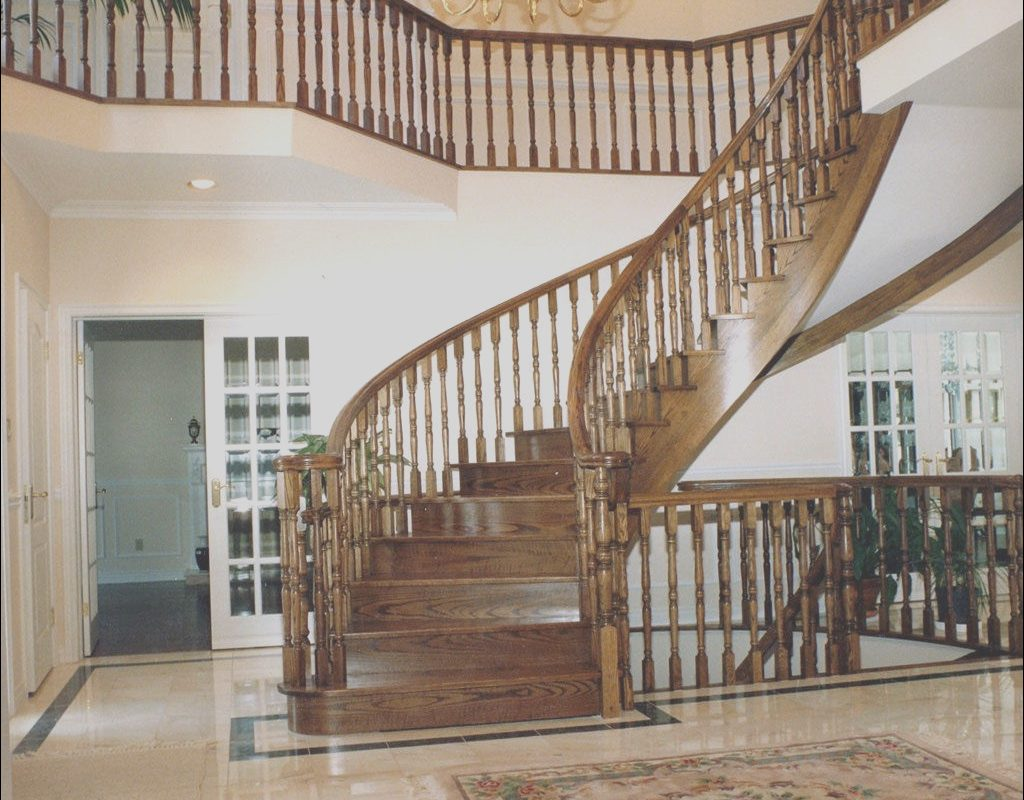 Wooden Railing for Stairs Unique Building Wood Stair Railing – Loccie Better Homes Gardens