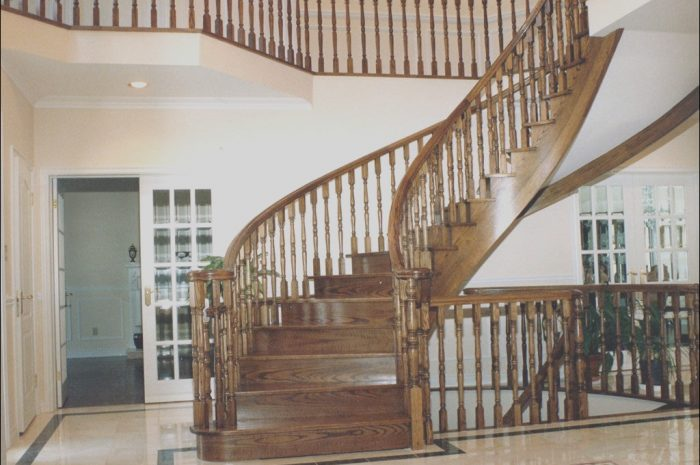8 Outstanding Wooden Railing for Stairs Stock