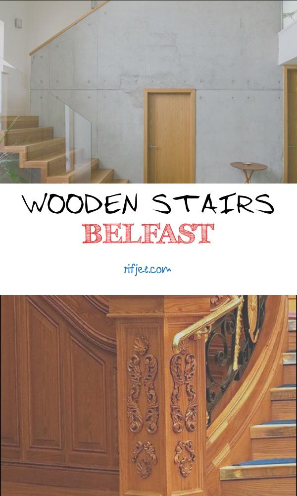 Wooden Stairs Belfast Elegant House On Ballystrew Contemporary Staircase Belfast