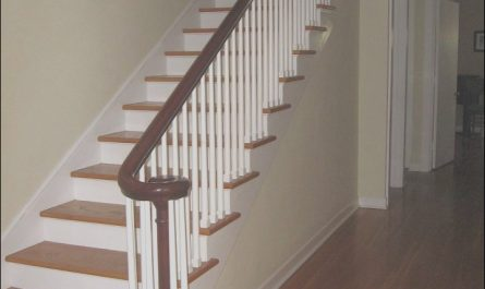 Wooden Stairs Ideas New Simple Wooden Staircase Designs with Wide Linings