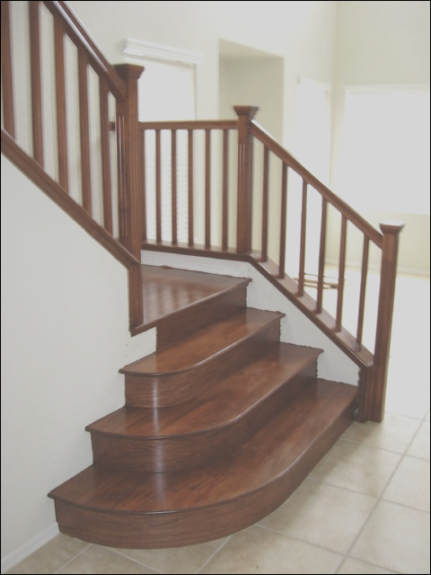 Wood Stairs traditional staircase las vegas