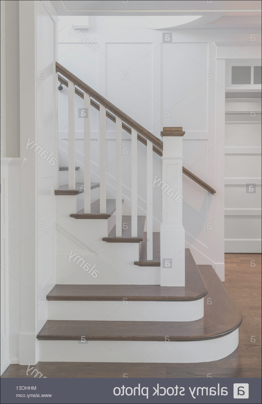 staircase steps side view image