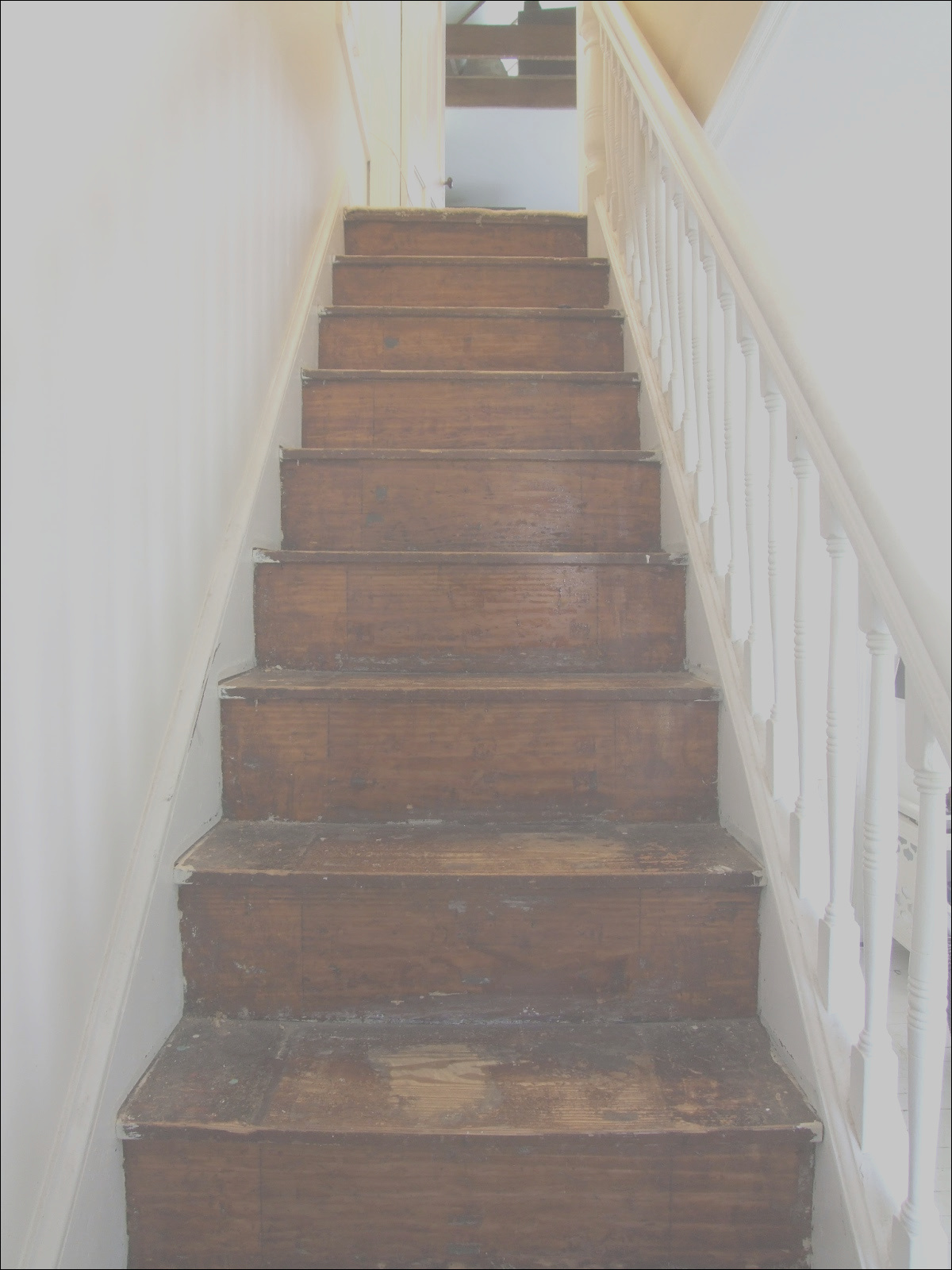 10 loveable wooden stairs paint photos