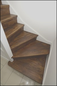 best wood stair finishes stains