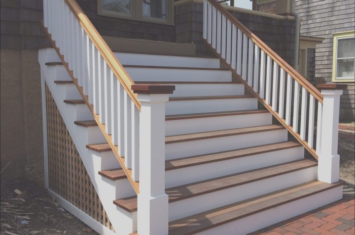 8 Latest Yard Stairs Design Images
