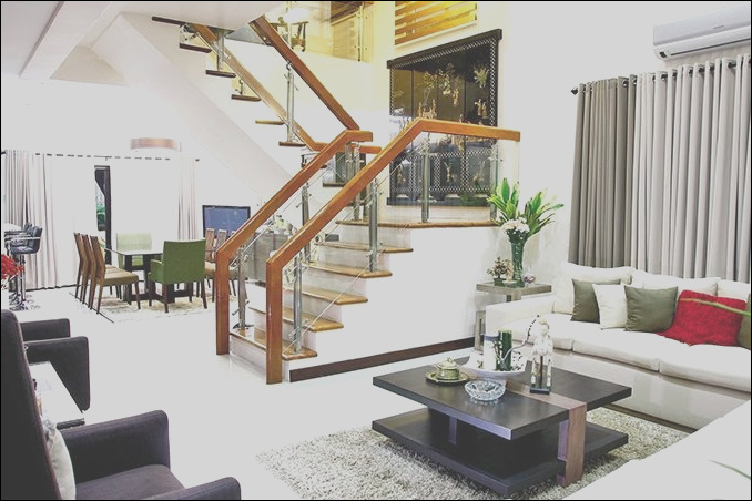 small house stairs design philippines