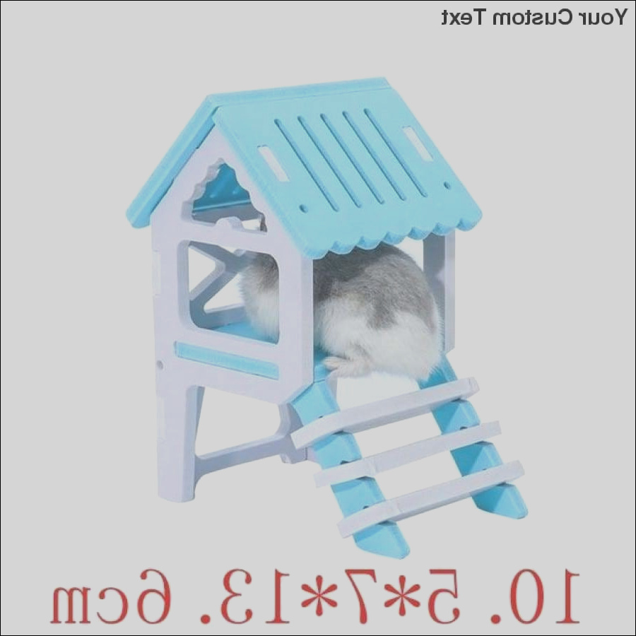 solid wood stairs hamster house guinea pig cage small animal nest rat pet play variant=