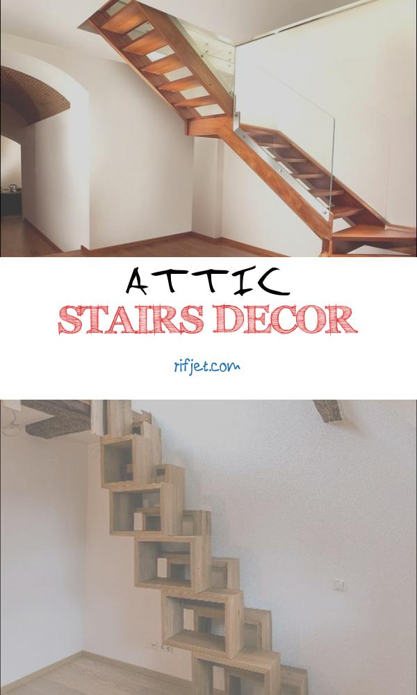 Attic Stairs Decor Awesome 35 Modern and Space Safe attic Stairs Ideas for Your Home