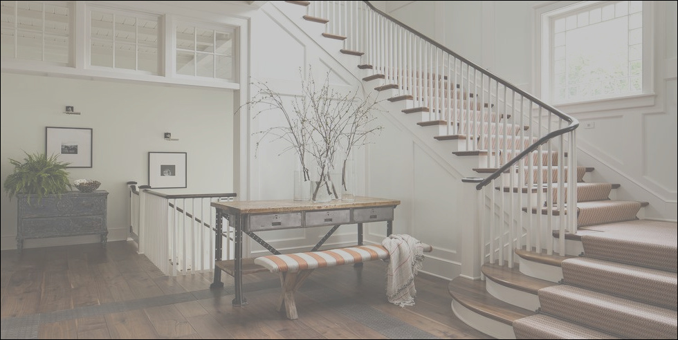 10 staggering bottom of the stairs decorating ideas photos