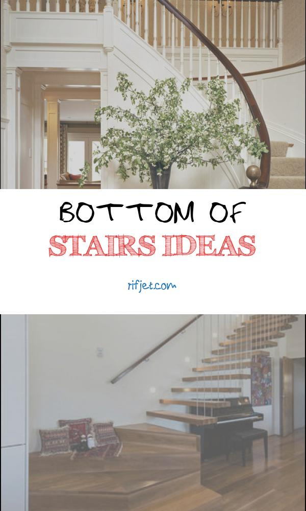 Bottom Of Stairs Ideas Luxury Indoor Wide Bottom Staircases Ideas Remodel and