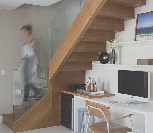 14 Local Computer Table Under Stairs Images