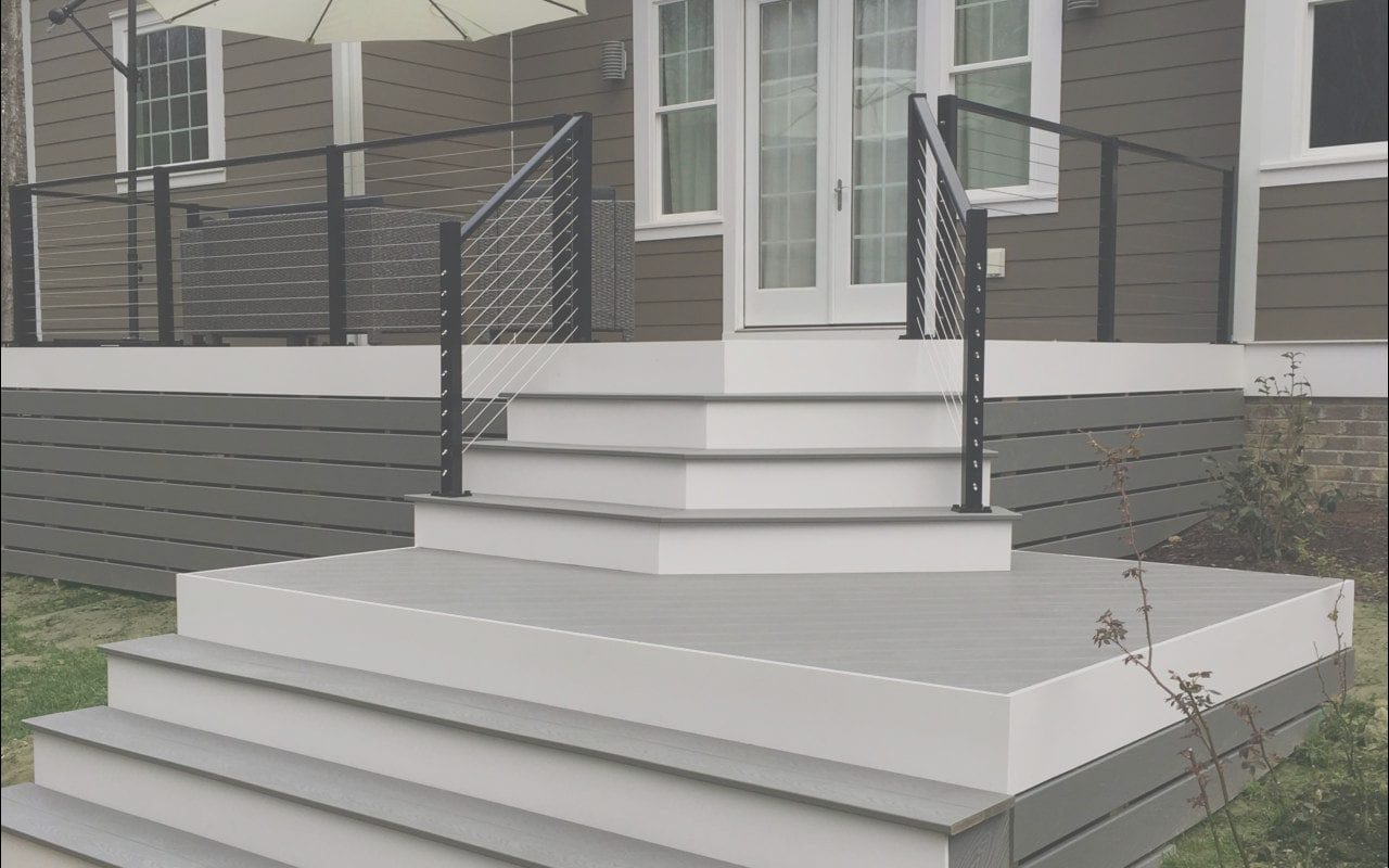 Contemporary Deck Stairs Best Of Modern Deck Stairs Design Deck Creations