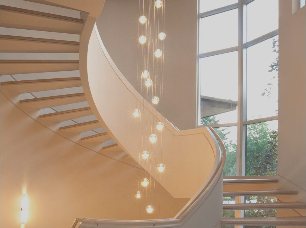 Contemporary Lights for Stairs Fresh Interior Design Stairs Design Contemporary Spiral