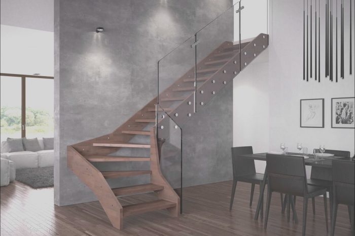 12 Flawless Contemporary Open Staircase Collection