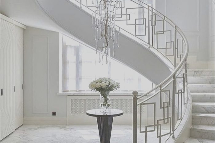 9 top Contemporary Railings for Interior Stairs Collection