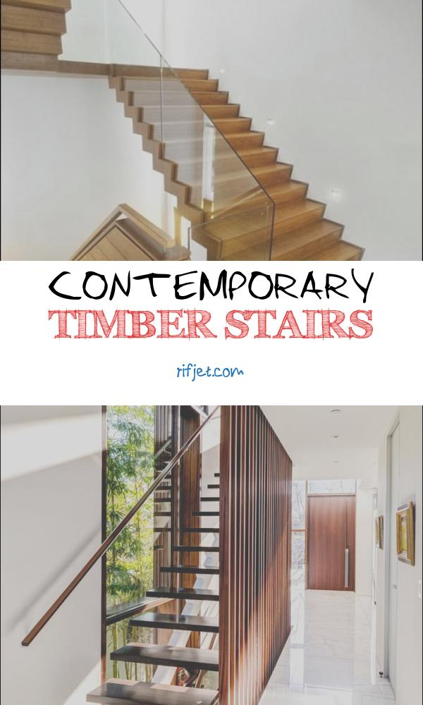 Contemporary Timber Stairs Best Of 30 Different Wooden Types Of Stairs for Modern Homes