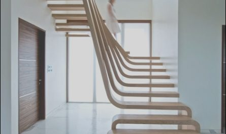 Contemporary Wooden Stairs Inspirational A Step the Rest 15 Spectacular Modern Staircases