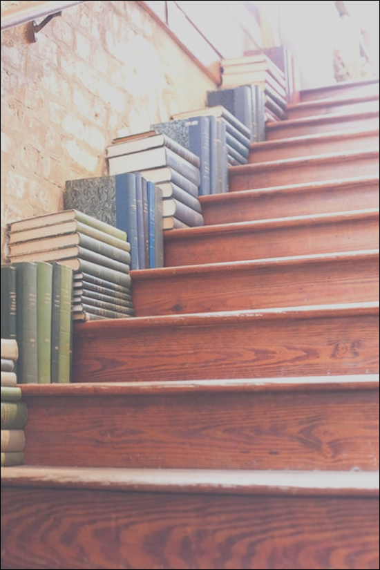 Ideas Decorating Stairs