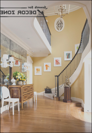 staircase wall decorating ideas m=1
