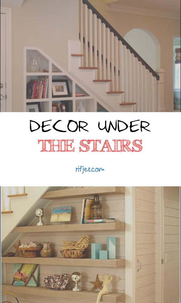 Decor Under the Stairs Luxury Ideas for Space Under Stairs Paperblog