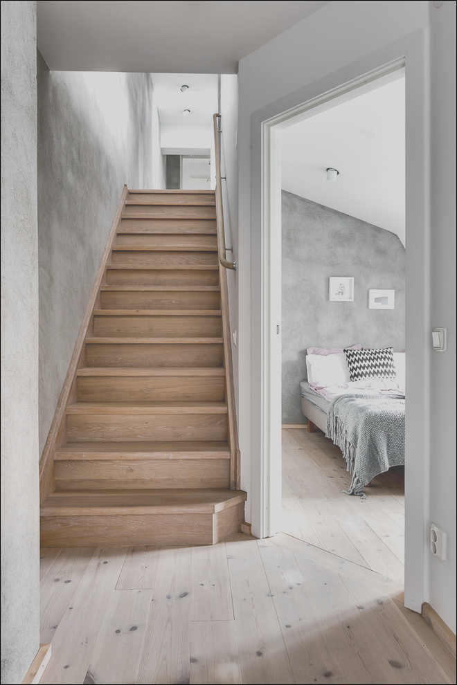 15 striking scandinavian staircase designs that will make you drool