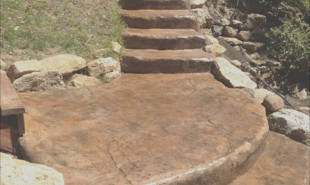 Decorating Concrete Stairs Inspirational Decorative Concrete Stairs