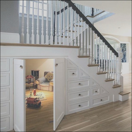 under stairs beautiful bedrooms