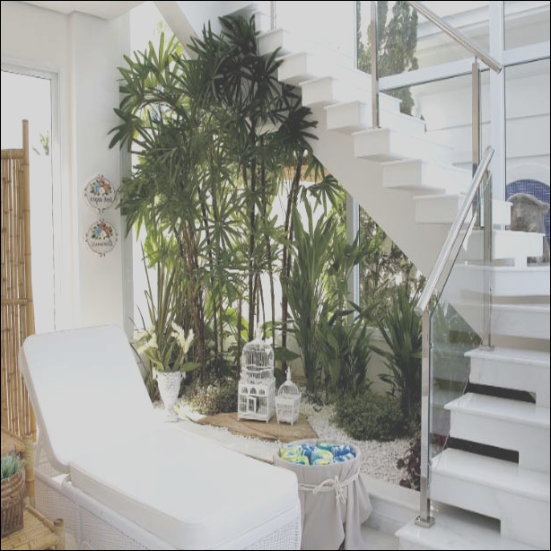 17 under stairs plants for a natural experience