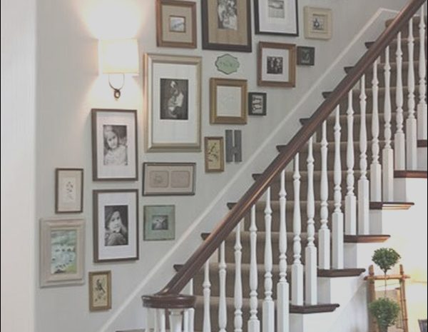 8 ordinary Decorating Wall by Stairs Photos