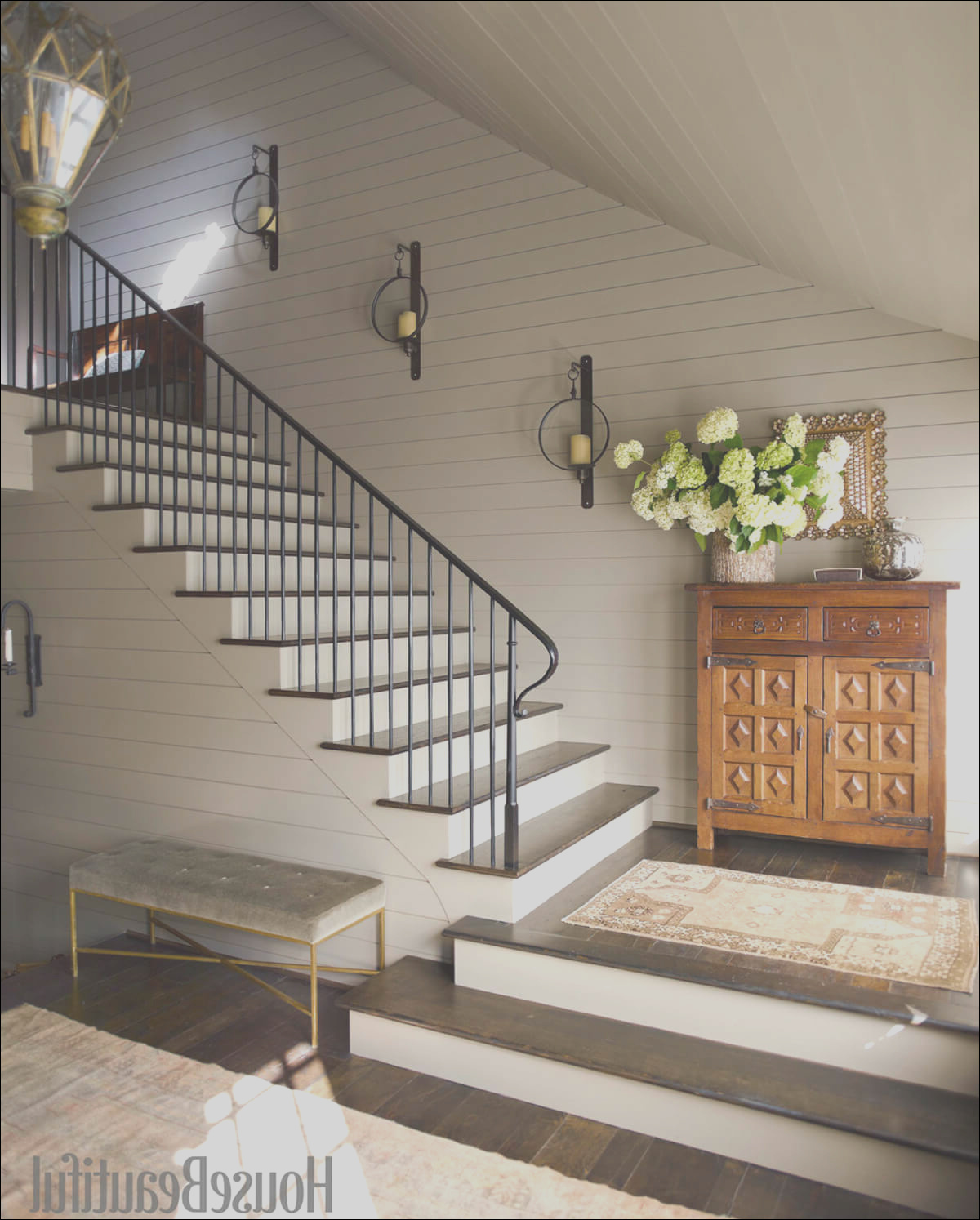 best stairway decorating ideas