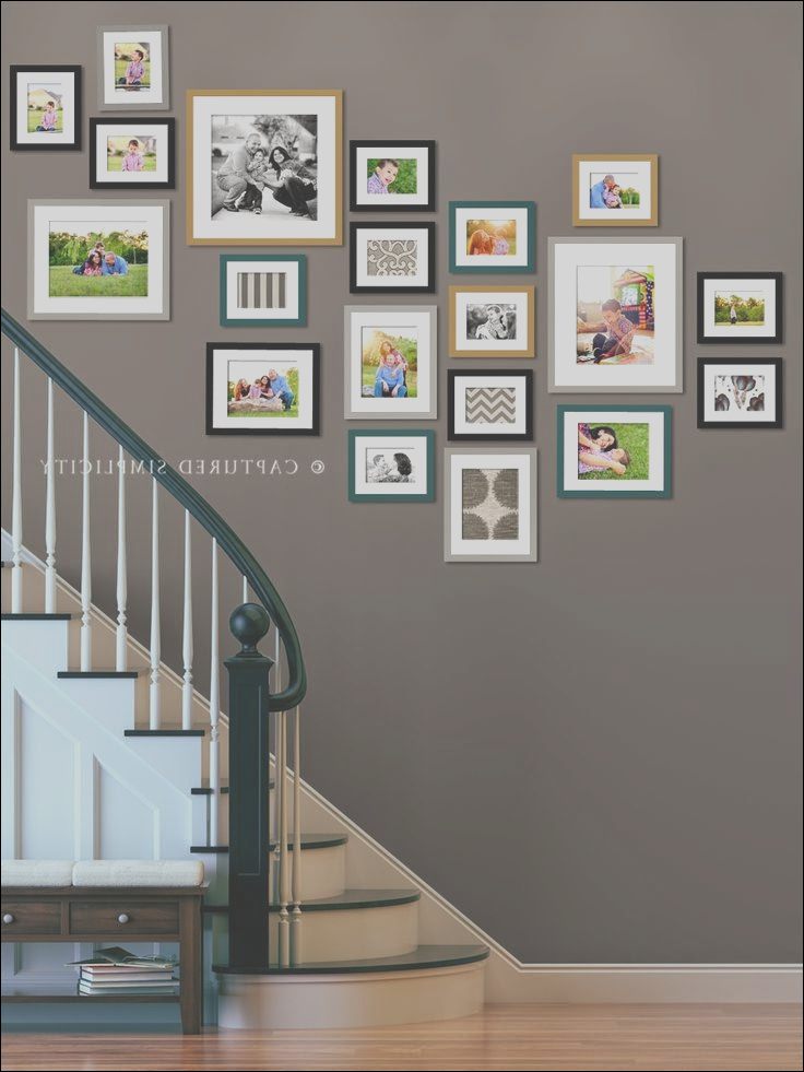 50 creative staircase wall decorating ideas