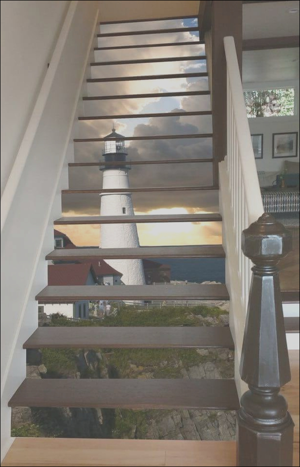 a brilliant way to decorate your stairs stairway art ideas