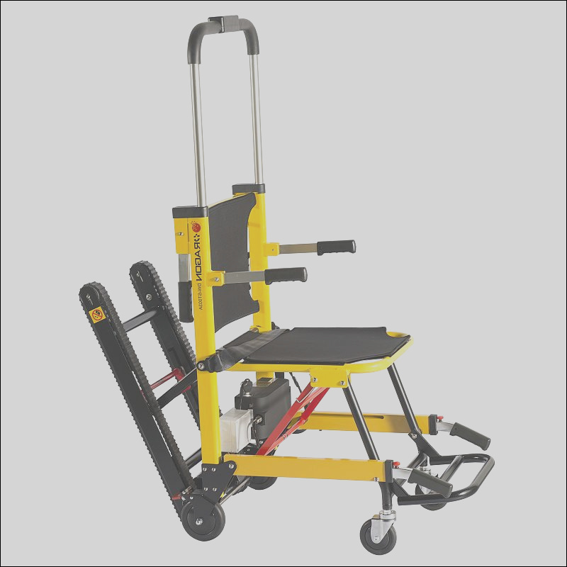 dw st003a best selling hospital family electric stair climbing stretcher for carrying patients and elderly in high building