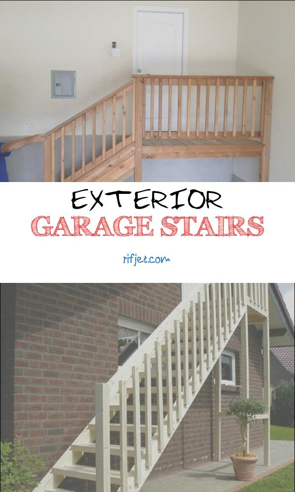 Exterior Garage Stairs Best Of 9 Best Images About Garage Stairs On Pinterest