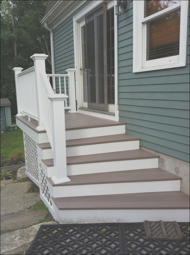 patio stairs