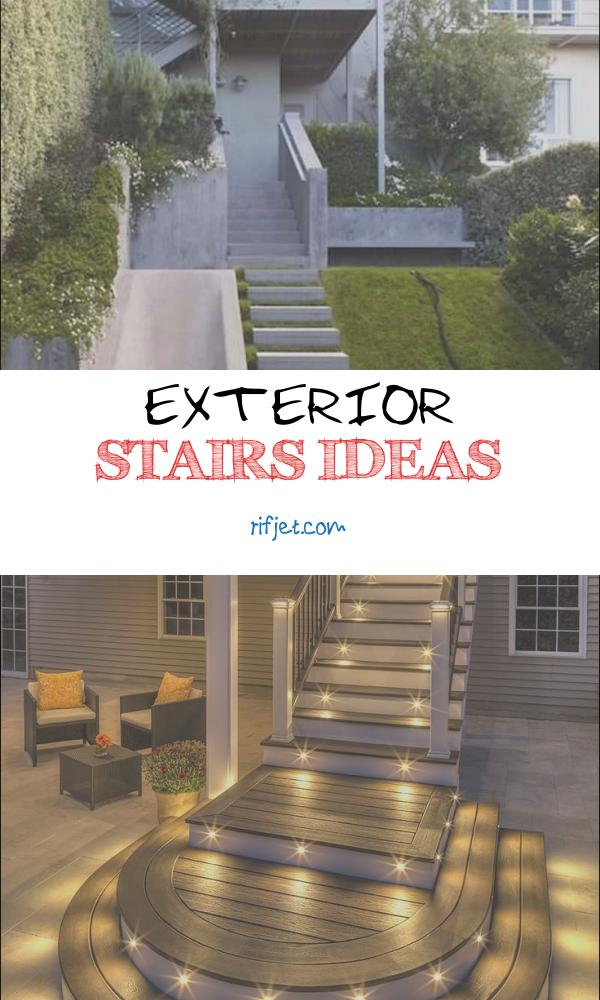 Exterior Stairs Ideas Fresh 40 Ideas Of How to Design Exterior Stairways