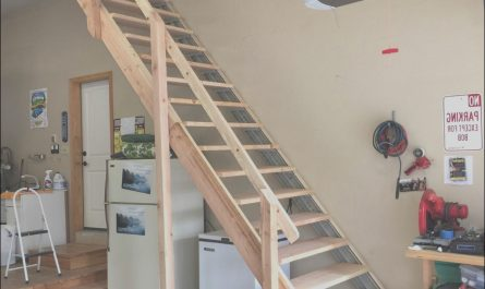 Garage Stairs Kit New Indoor Stairs – Stair Kits for Basement attic Deck Loft