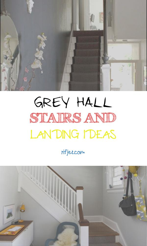 Grey Hall Stairs and Landing Ideas Elegant 31 Best Images About Hall Stairs and Landing On Pinterest