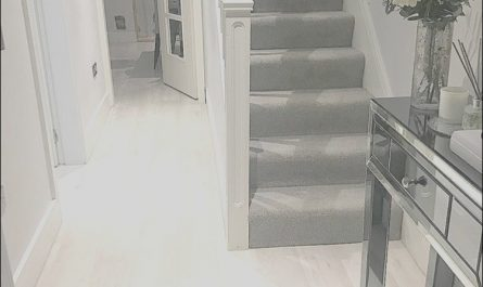 Grey Interior Stairs Elegant Catlin Great Look Using A Darker Grey Carpet On the