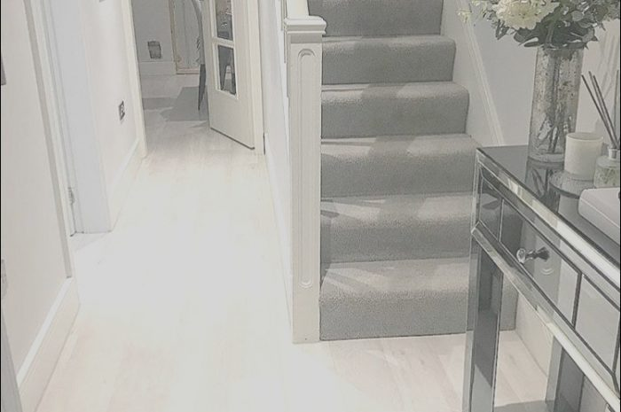 11 Genuine Grey Interior Stairs Images