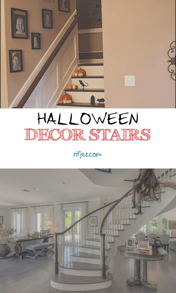 Halloween Decor Stairs New Halloween Staircase Decor S and for