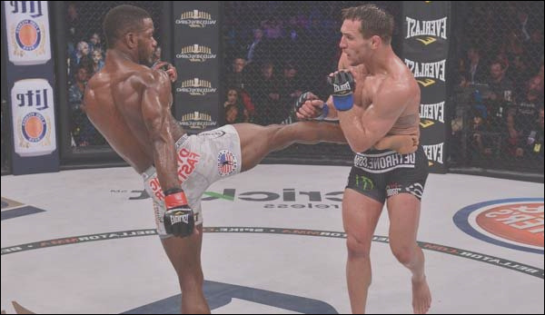 will brooks praises michael chandler but says hes not hard to beat