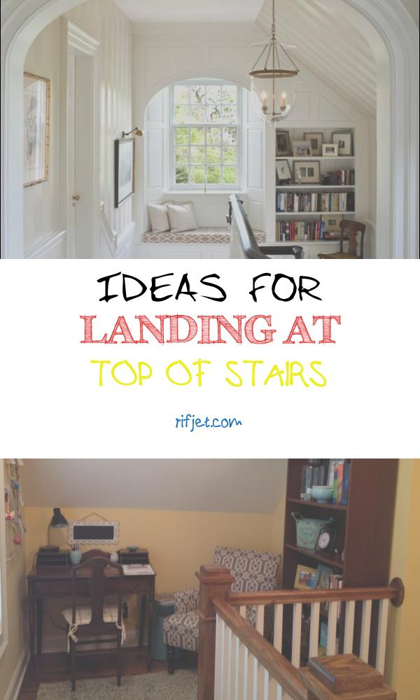 Ideas for Landing at top Of Stairs Lovely 10 Staircase Landings Featuring Creative Use Of Space