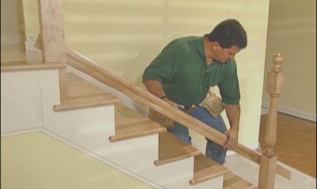 Interior Stairs Installation Luxury How to Install New Stair Treads and Railings How tos