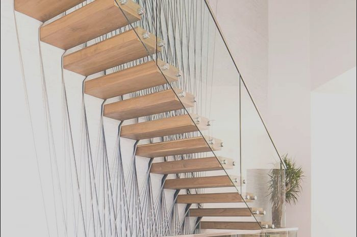 10 Simple Interior Stairs Modern Image