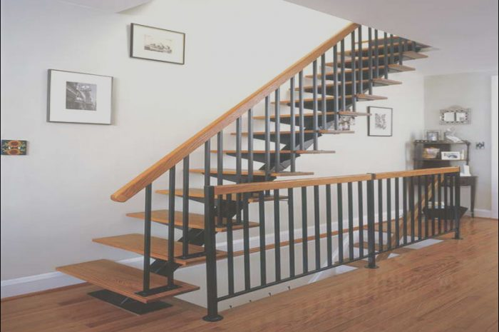 8 Fantastic Interior Stairs Railing Kits Images